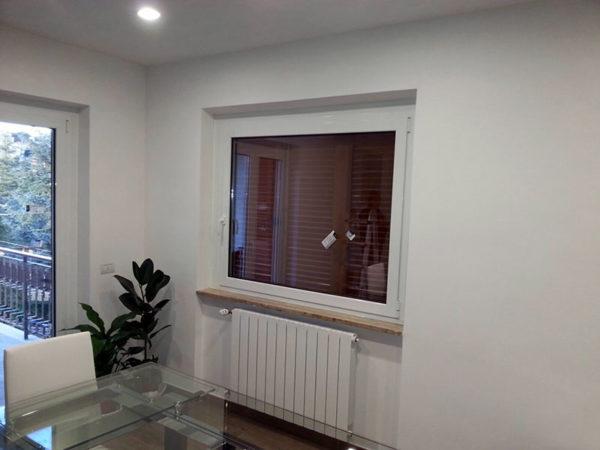 foto installazioni infissi in alluminio taglio termico verande progetti roma portfolio serramenti82 roma