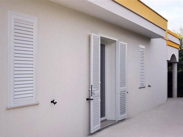 foto installazioni persiane alluminio verdi progetti roma portfolio serramenti82 roma