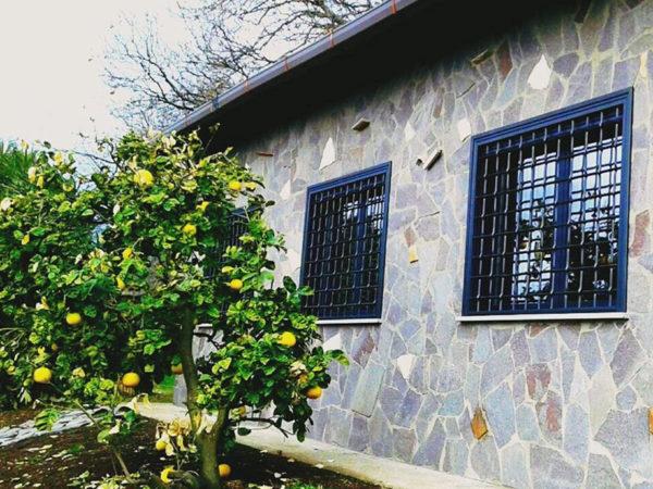 foto installazioni grate casale progetti roma portfolio serramenti82 roma