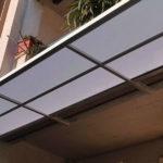 foto installazioni pensiline tettoie progetti roma portfolio serramenti82 roma