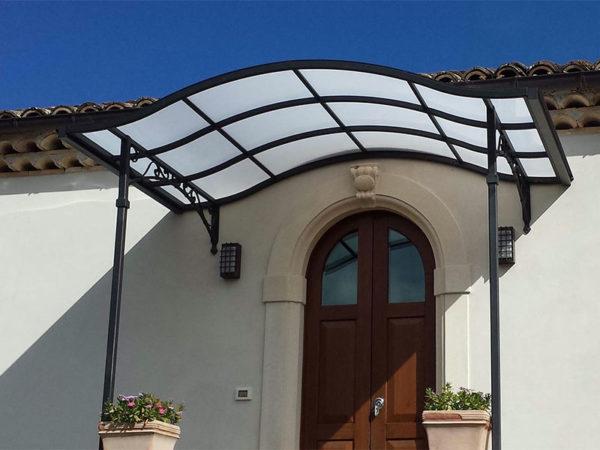 foto installazioni pensiline tettoie alla francese roma portfolio serramenti82 roma