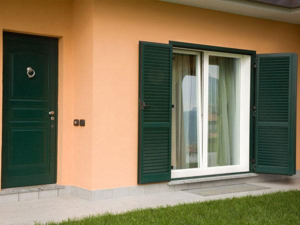 foto installazioni persiane ferro balcone progetti roma portfolio serramenti82 roma