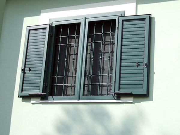 foto installazioni persiane ferro sicurezza progetti roma portfolio serramenti82 roma