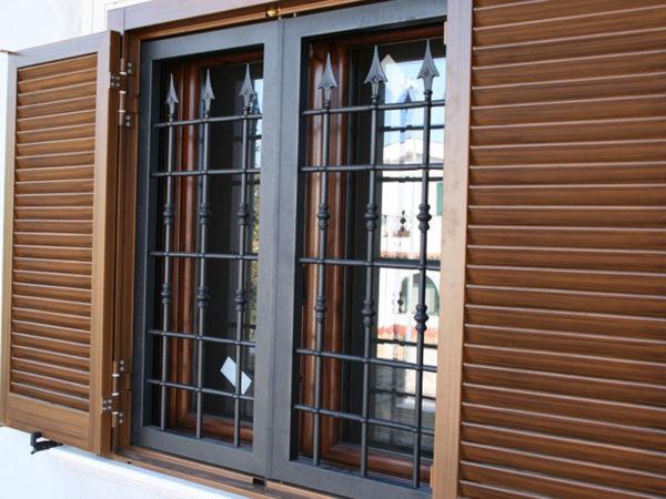 foto installazioni persiane ferro casa progetti roma portfolio serramenti82 roma