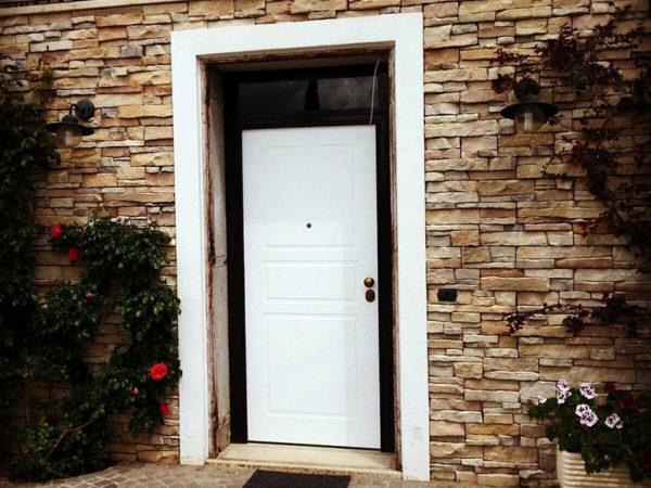 foto installazioni porte blindate ingresso progetti roma portfolio serramenti82 roma