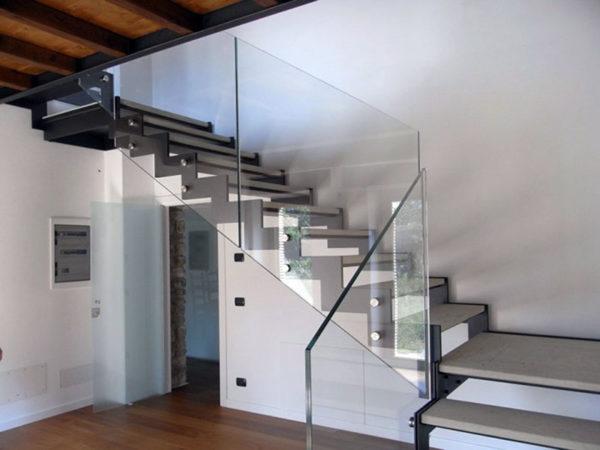 foto installazioni scale interni progetti roma portfolio serramenti82 roma