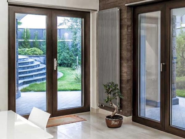 foto installazioni infissi in alluminio abs legno eleganti progetti roma portfolio serramenti82 roma
