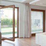 foto installazioni infissi in legno alluminio progetti roma portfolio serramenti82 roma