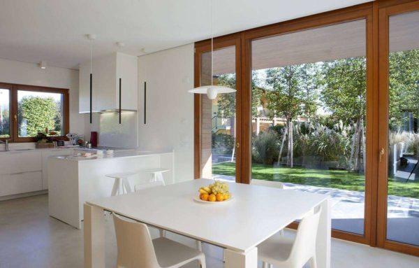 foto installazioni infissi in legno alluminio veranda progetti roma portfolio serramenti82 roma