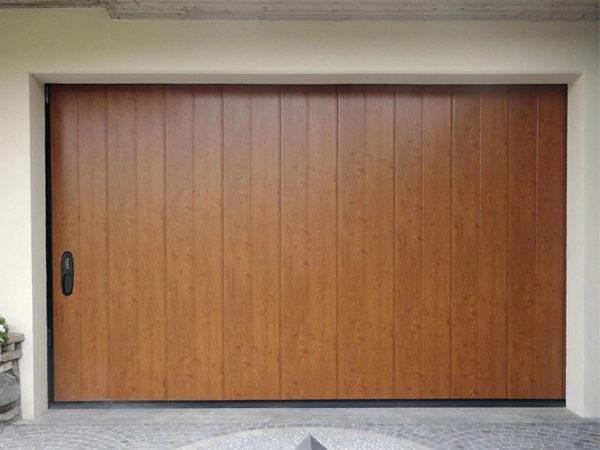 foto installazioni porte garage sezionale orizzontale progetti roma portfolio serramenti82 roma