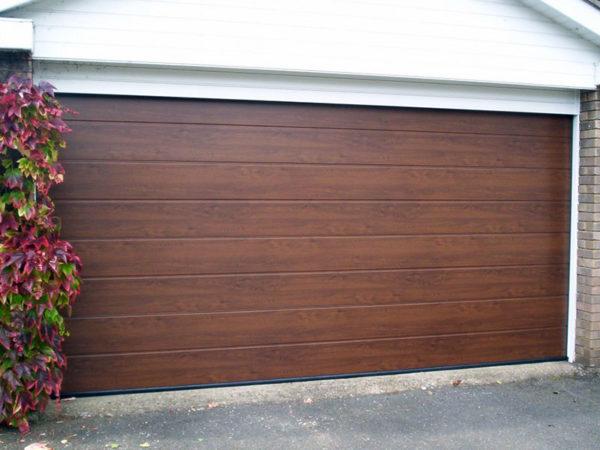 foto installazioni porte garage villa progetti roma portfolio serramenti82 roma
