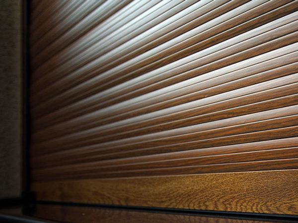 foto installazioni tapparelle in alluminio pvc color legno progetti roma portfolio serramenti82 roma